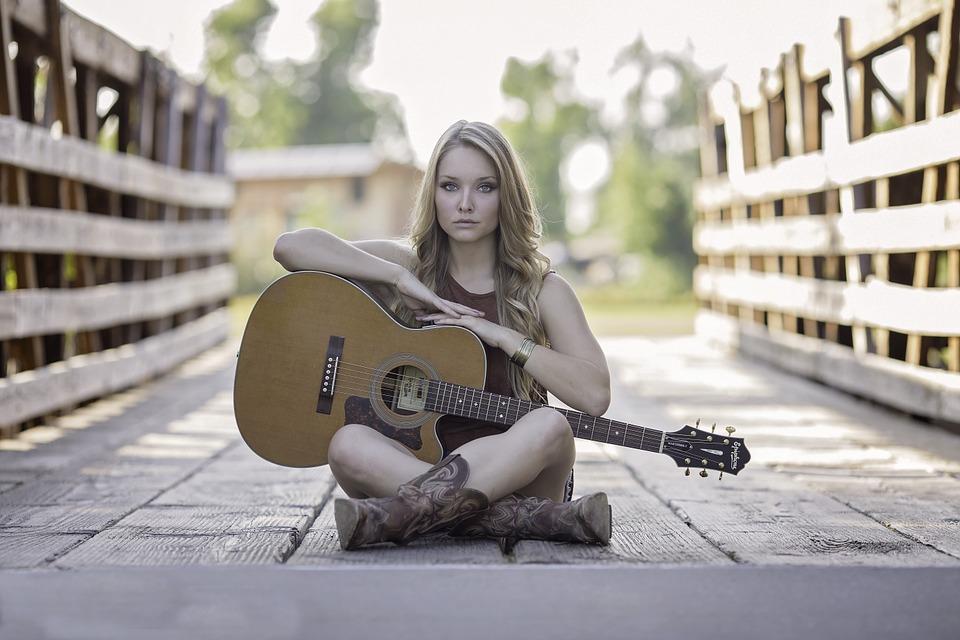 歌手 ギター