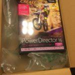 動画編集ソフトを購入してみた|Power Director16