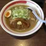 綱取物語|札幌ラーメン・味噌ラーメンを食べた感想。なかなか美味しかった。